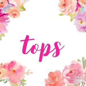 Tops - Tops 👚